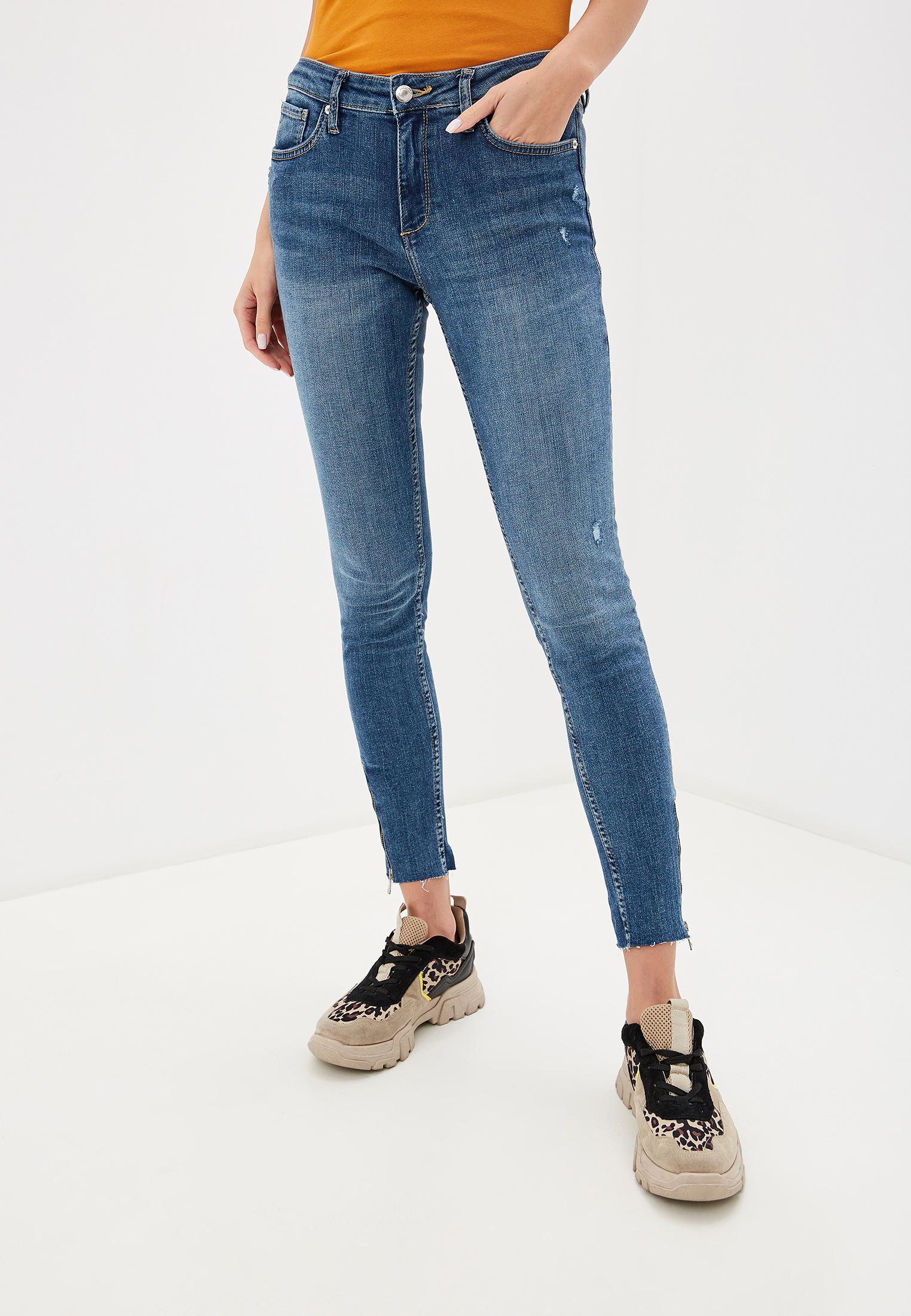 Зауженные джинсы Q/S designed by 41.908.72.3374