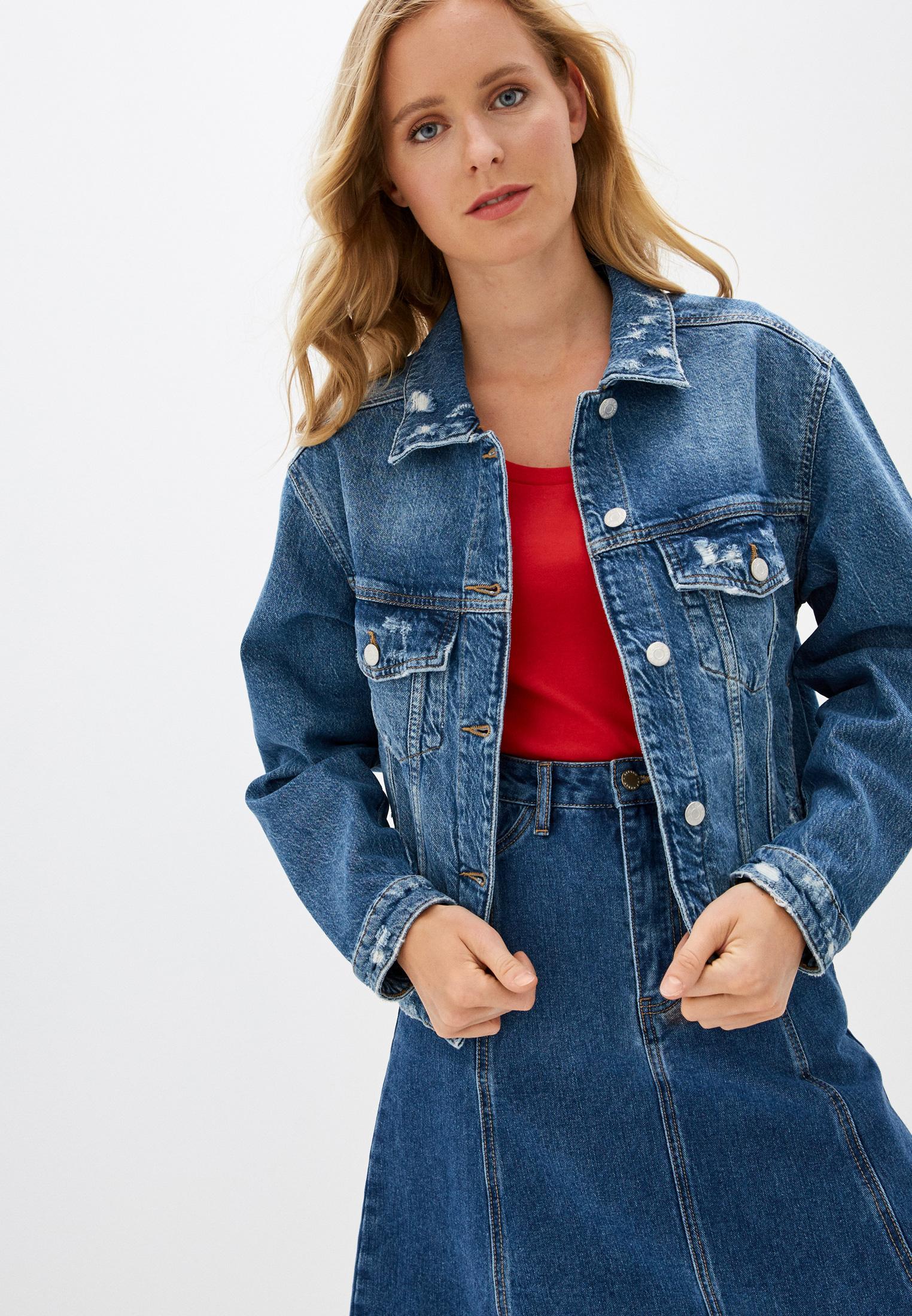 Джинсовая куртка Q/S designed by 510.12.002.26.150.2037853