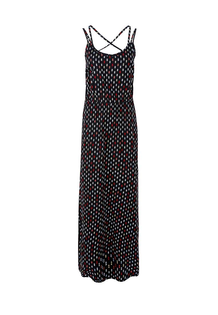 13ee0d76d234 Женские платья-сарафаны Liu Jo (Лиу Джо) W68434 T0102 цвет черный ...