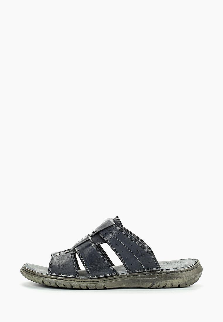 Мужские сандалии Quattrocomforto 248-91MV-047NS
