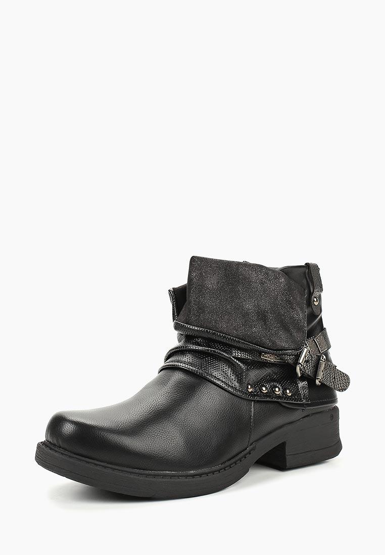 Женские ботинки Queen Vivi F48-J628