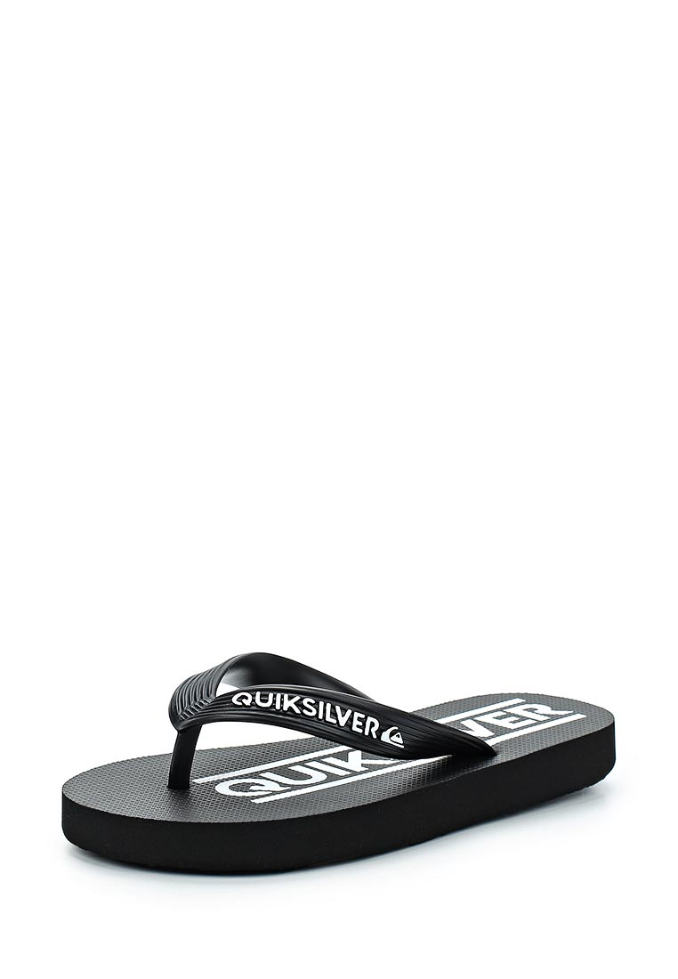 Сланцы для мальчиков Quiksilver (Квиксильвер) AQBL100260