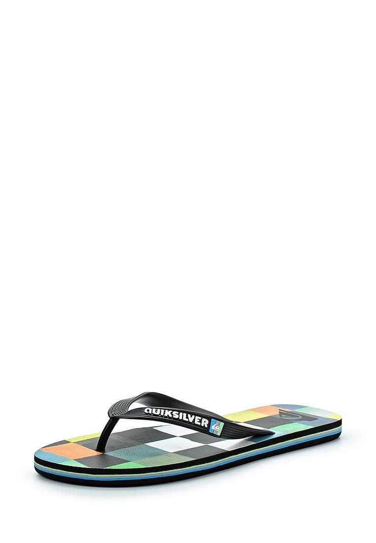 Мужская резиновая обувь Quiksilver (Квиксильвер) AQYL100569
