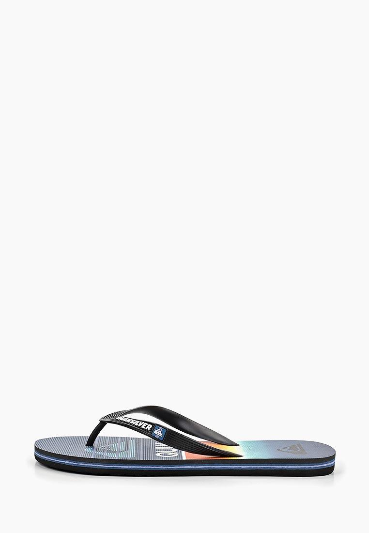 Мужская резиновая обувь Quiksilver (Квиксильвер) AQYL100792