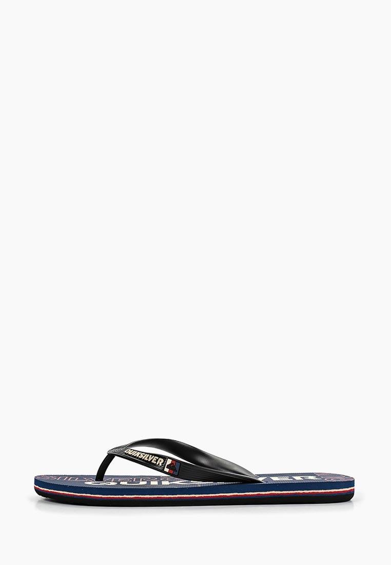 Мужская резиновая обувь Quiksilver (Квиксильвер) AQYL100787