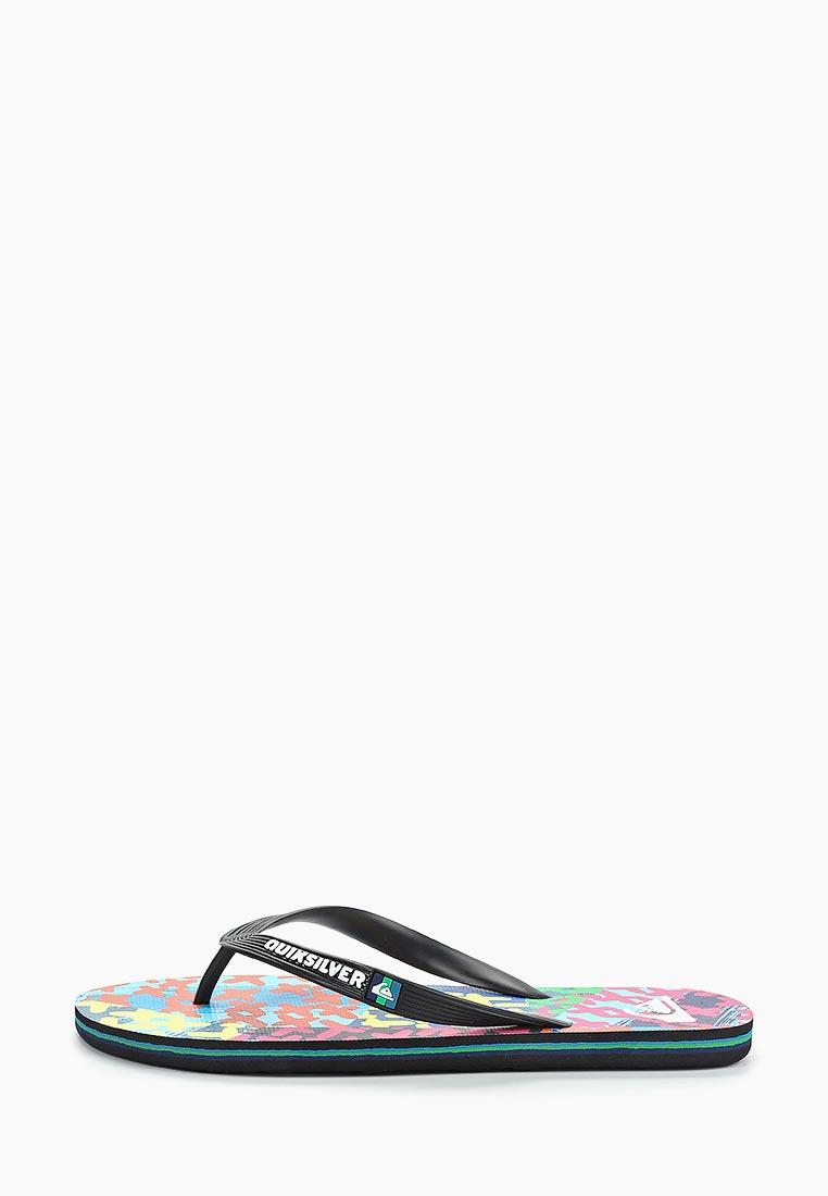 Мужская резиновая обувь Quiksilver (Квиксильвер) AQYL100799