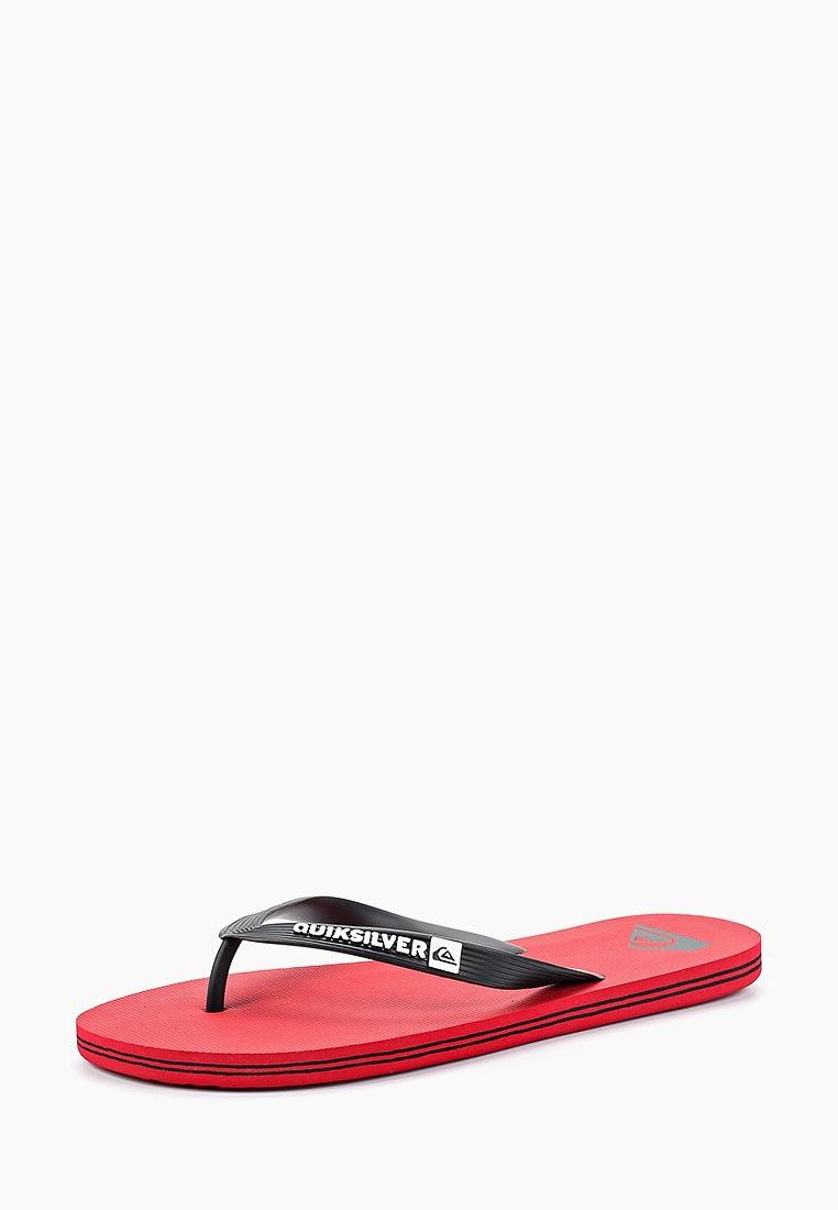 Мужская резиновая обувь Quiksilver (Квиксильвер) AQYL100601: изображение 6