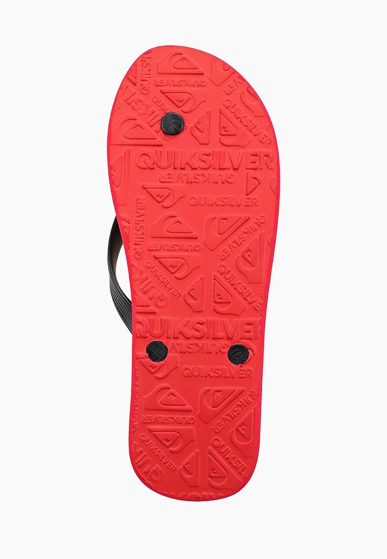 Мужская резиновая обувь Quiksilver (Квиксильвер) AQYL100601: изображение 9