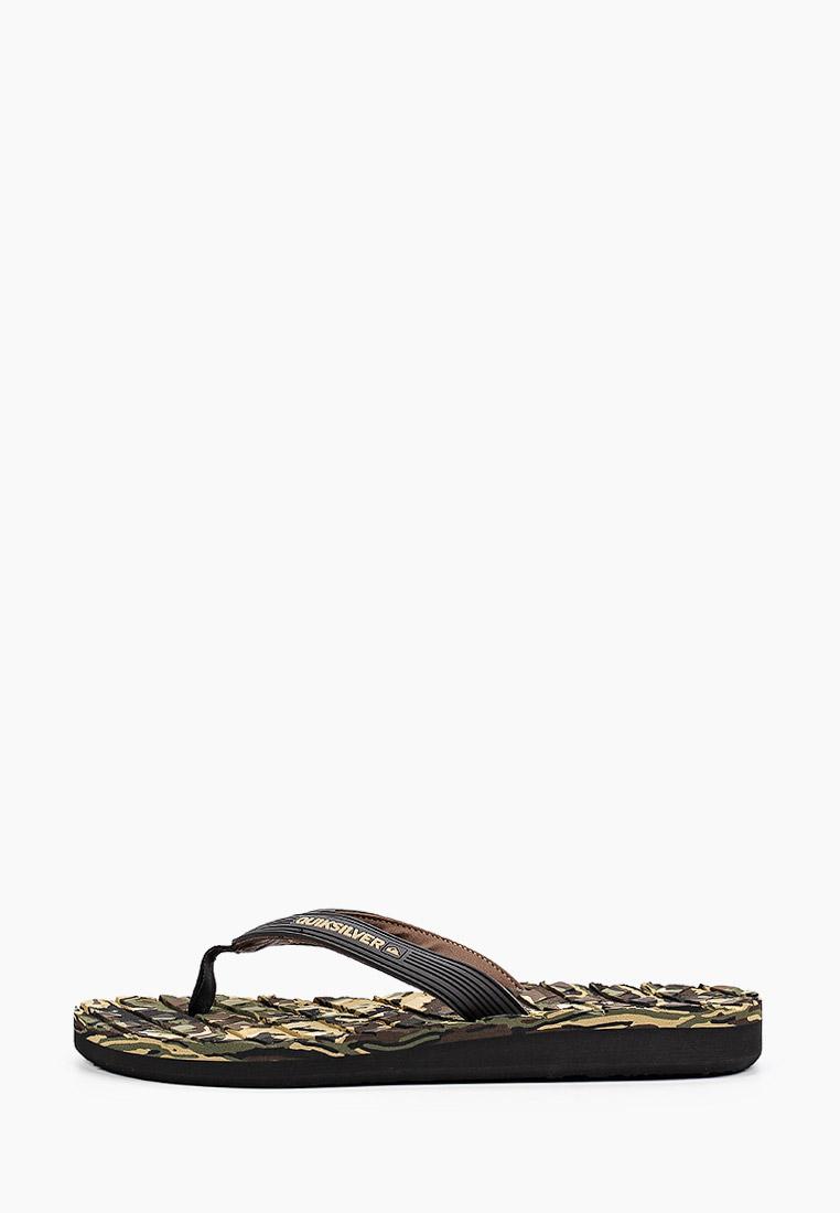 Мужская резиновая обувь Quiksilver (Квиксильвер) AQYL100961