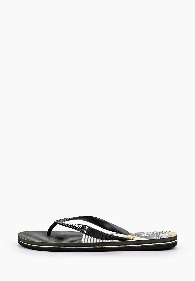 Мужская резиновая обувь Quiksilver (Квиксильвер) AQYL100984