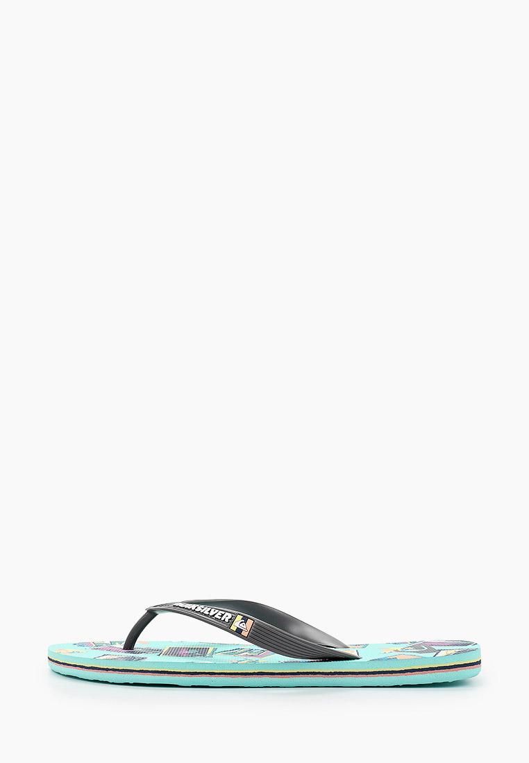 Мужская резиновая обувь Quiksilver (Квиксильвер) AQYL100985