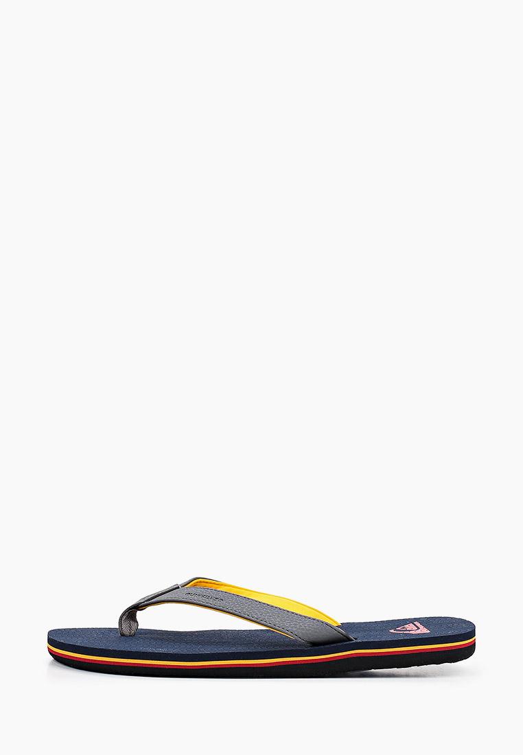 Мужская резиновая обувь Quiksilver (Квиксильвер) AQYL100454