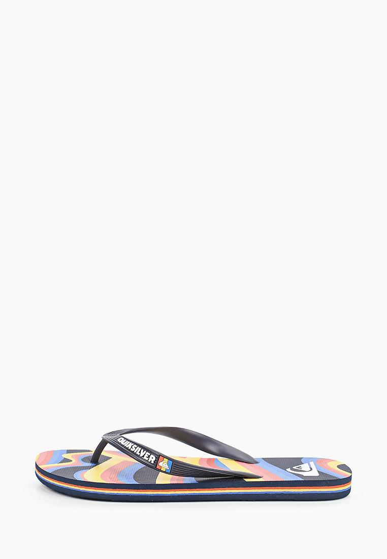 Мужская резиновая обувь Quiksilver (Квиксильвер) AQYL101122