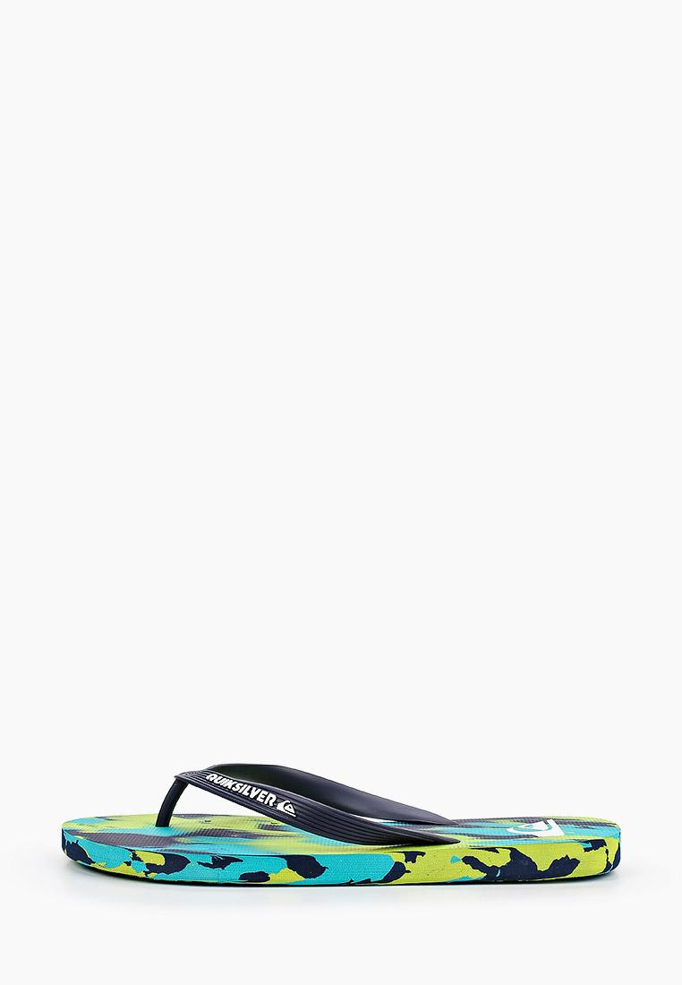 Мужская резиновая обувь Quiksilver (Квиксильвер) AQYL100958