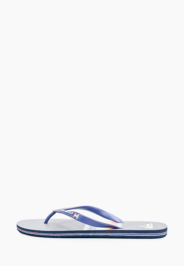Мужская резиновая обувь Quiksilver (Квиксильвер) AQYL101109