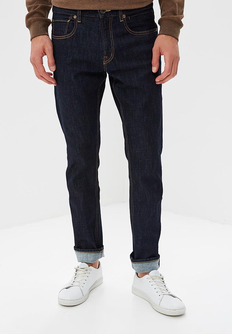 Мужские прямые джинсы Quiksilver (Квиксильвер) EQYDP03375