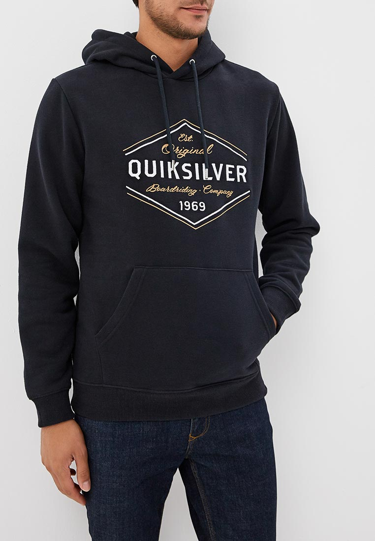 Мужские худи Quiksilver (Квиксильвер) EQYFT03857