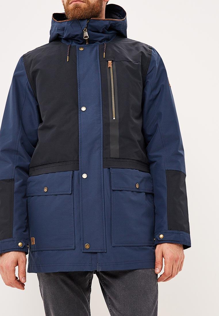 Утепленная куртка Quiksilver (Квиксильвер) EQYJK03410