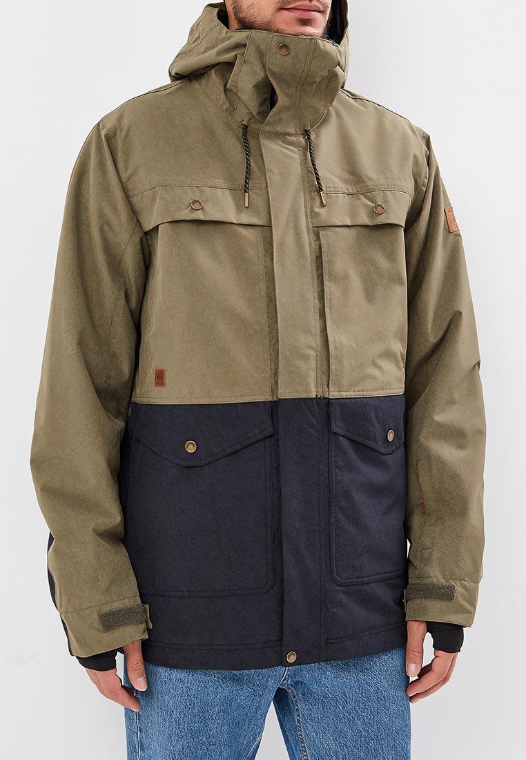 Мужские спортивные куртки Quiksilver (Квиксильвер) EQYTJ03177