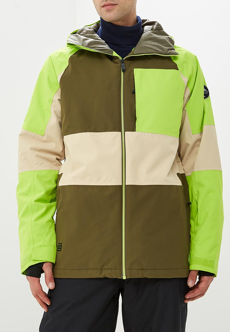 Мужские спортивные куртки Quiksilver (Квиксильвер) EQYTJ03180