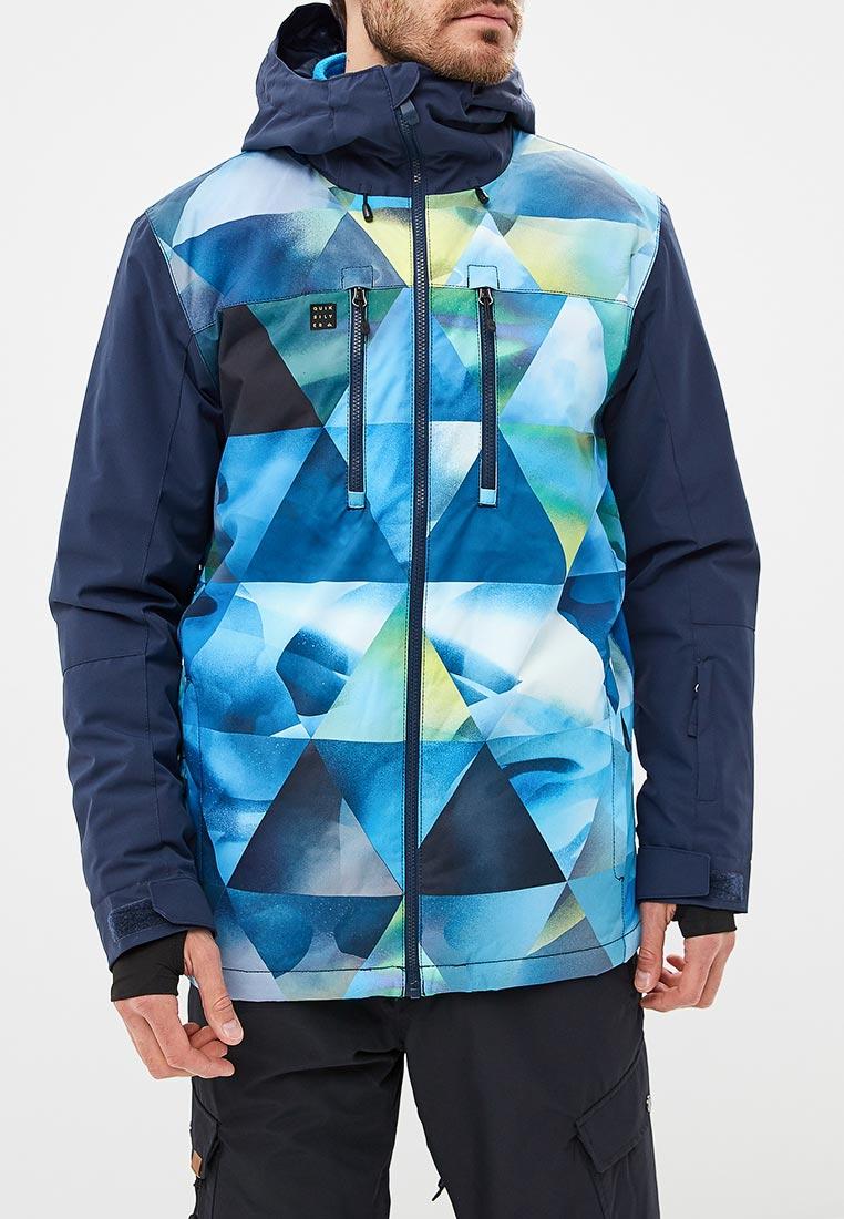 Мужские спортивные куртки Quiksilver (Квиксильвер) EQYTJ03187