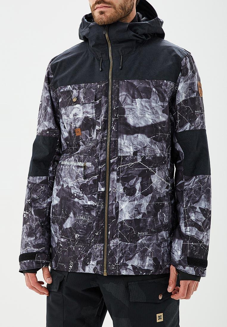Мужские спортивные куртки Quiksilver (Квиксильвер) EQYTJ03191