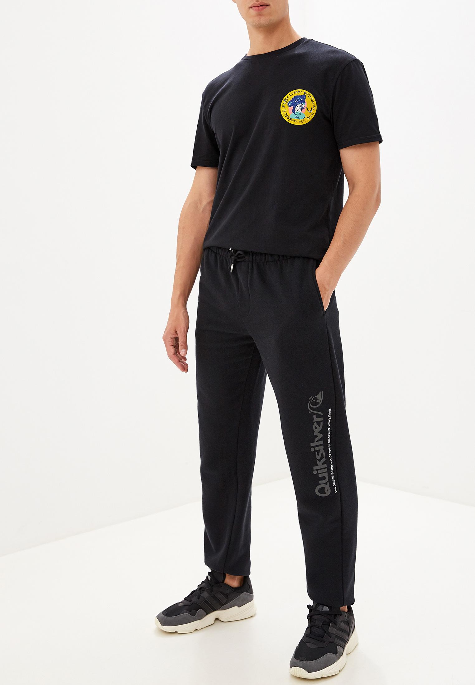Мужские спортивные брюки Quiksilver (Квиксильвер) EQYFB03191: изображение 2