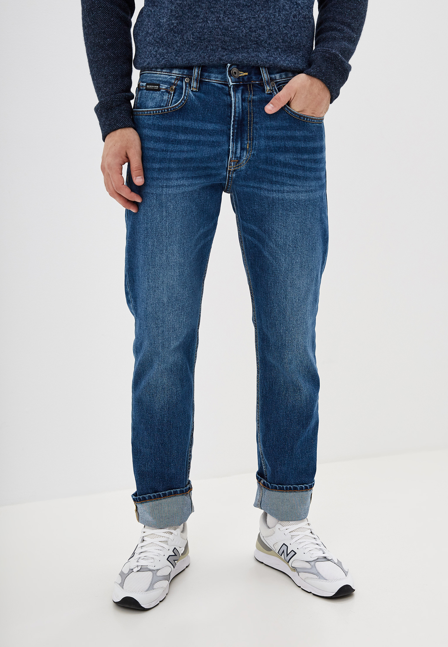Мужские джинсы Quiksilver (Квиксильвер) EQYDP03405
