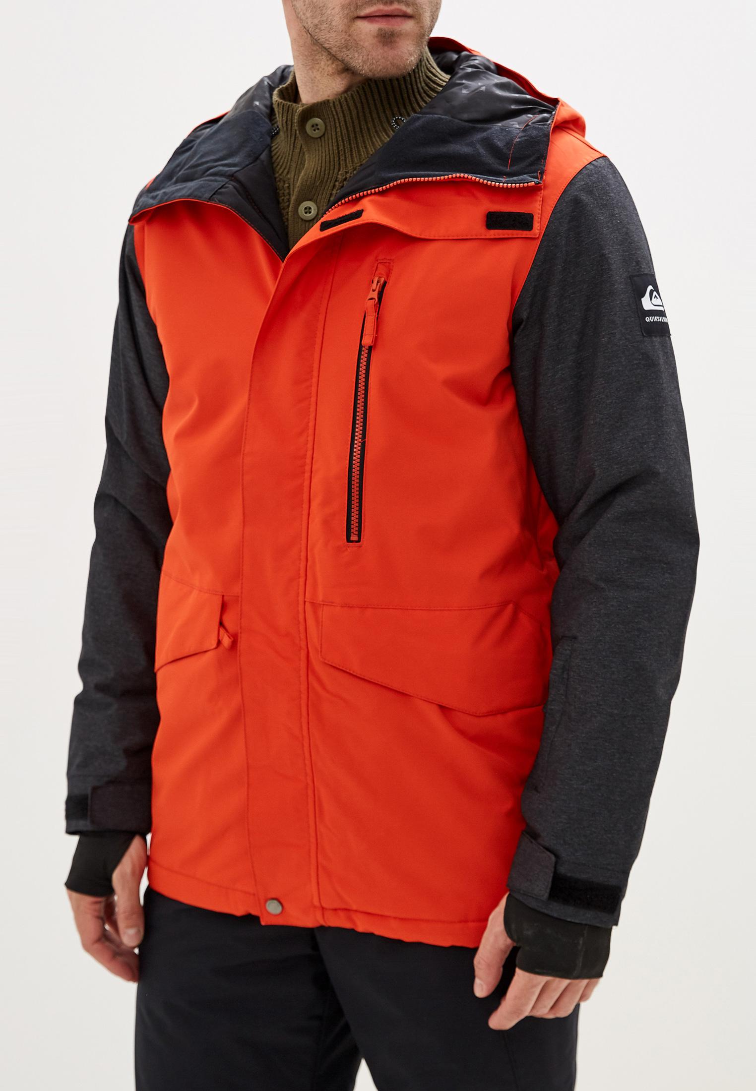 Мужская верхняя одежда Quiksilver (Квиксильвер) EQYTJ03221