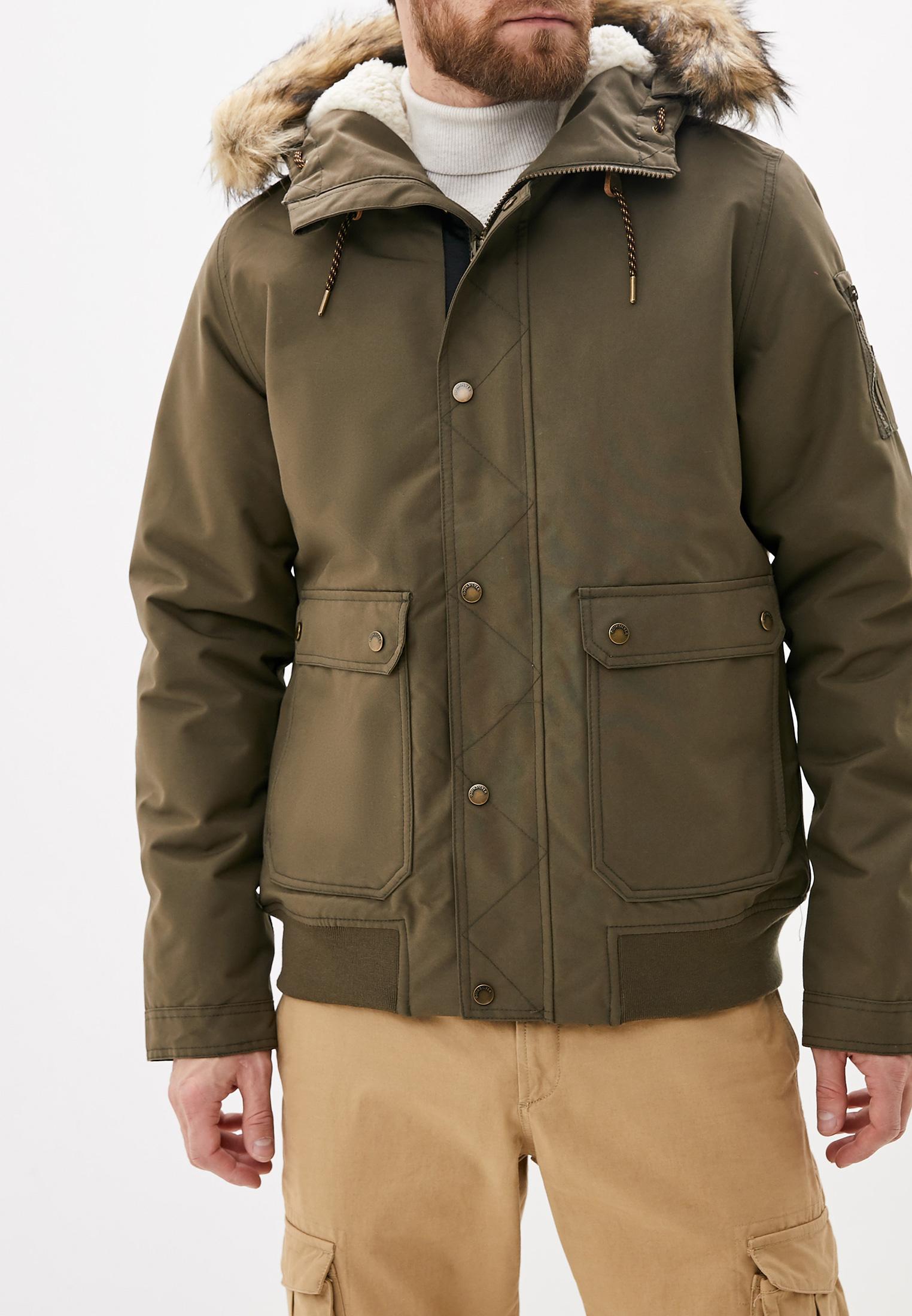 Мужская верхняя одежда Quiksilver (Квиксильвер) EQYJK03490