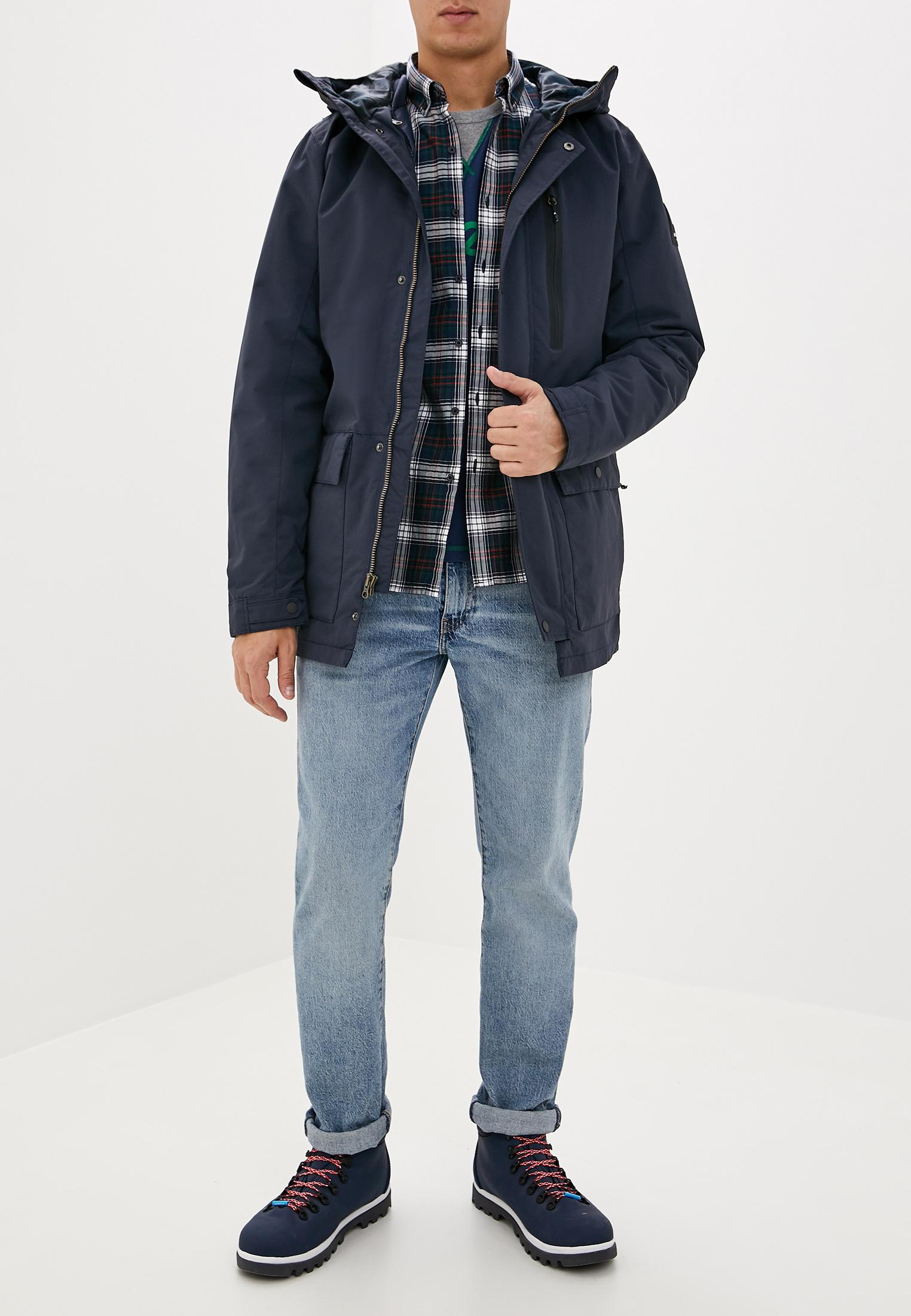 Утепленная куртка Quiksilver (Квиксильвер) EQYJK03494: изображение 2