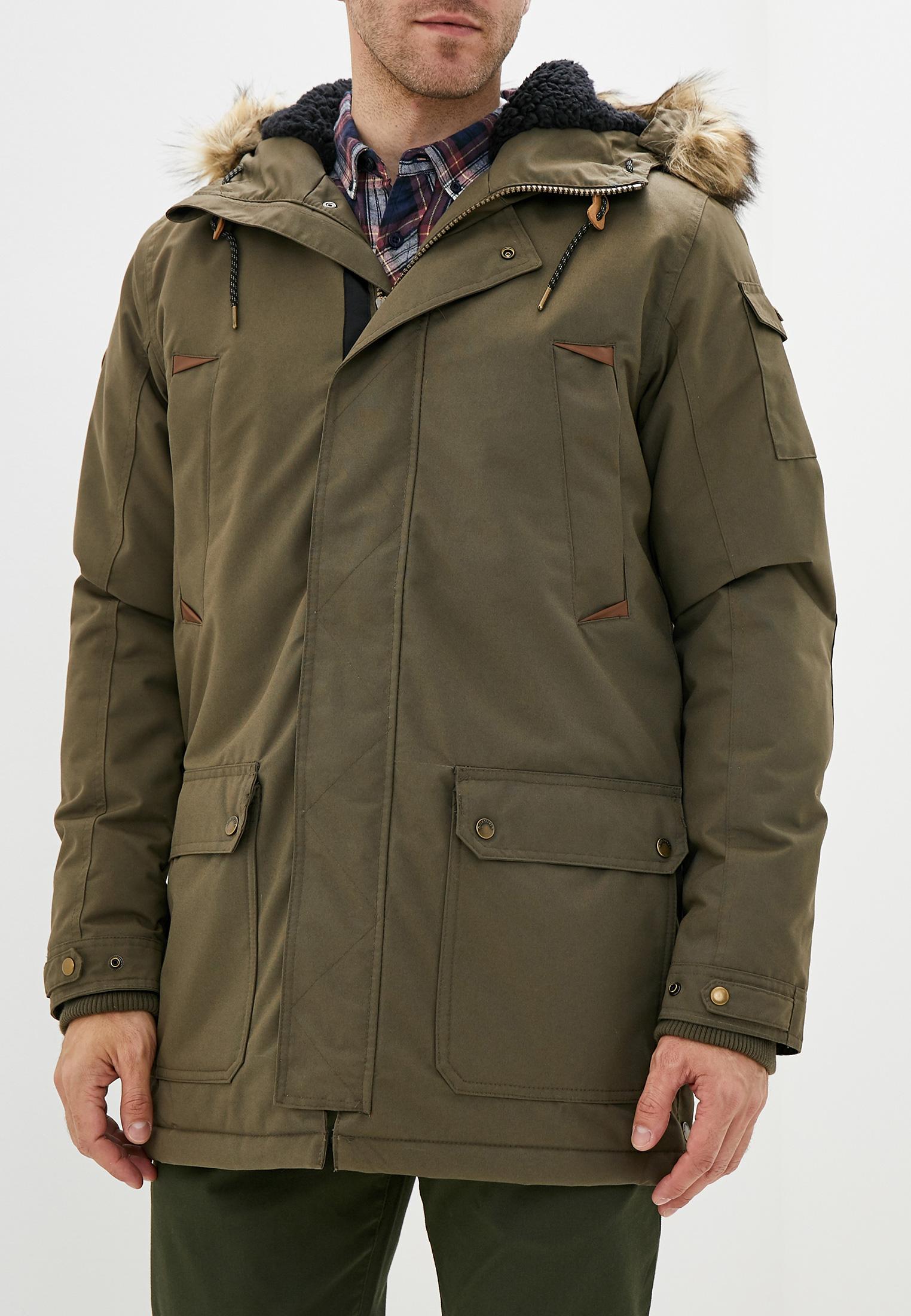 Мужская верхняя одежда Quiksilver (Квиксильвер) EQYJK03489