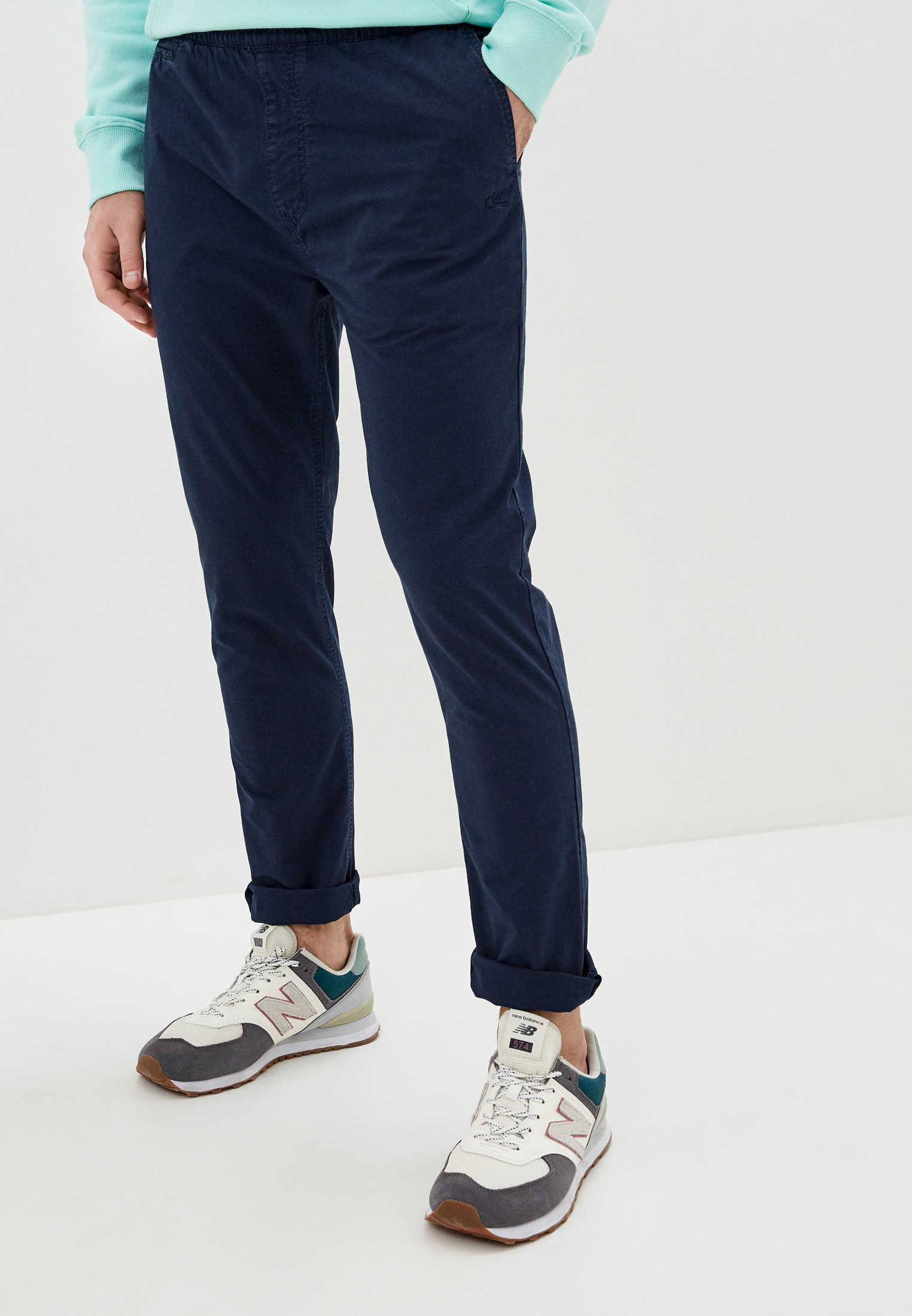 Мужские спортивные брюки Quiksilver (Квиксильвер) EQYNP03163: изображение 1