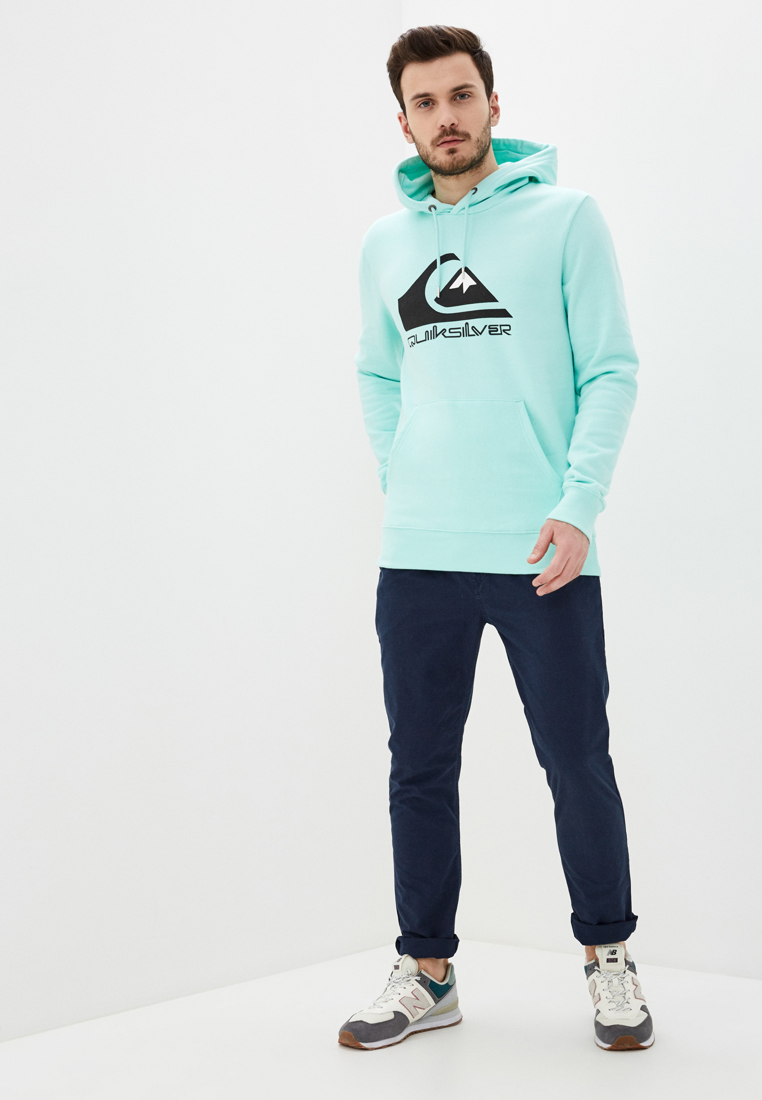 Мужские спортивные брюки Quiksilver (Квиксильвер) EQYNP03163: изображение 2