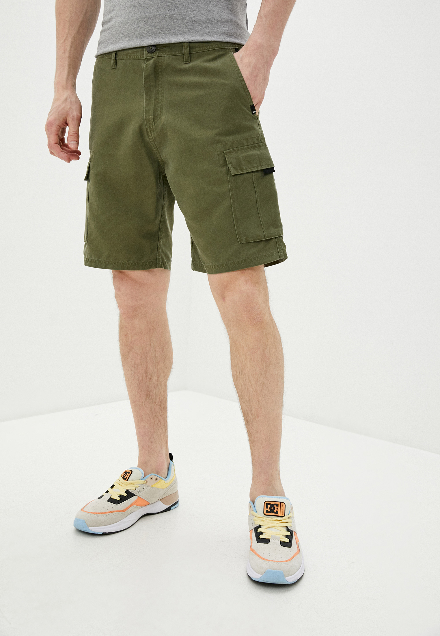 Мужские шорты Quiksilver (Квиксильвер) EQYWS03657