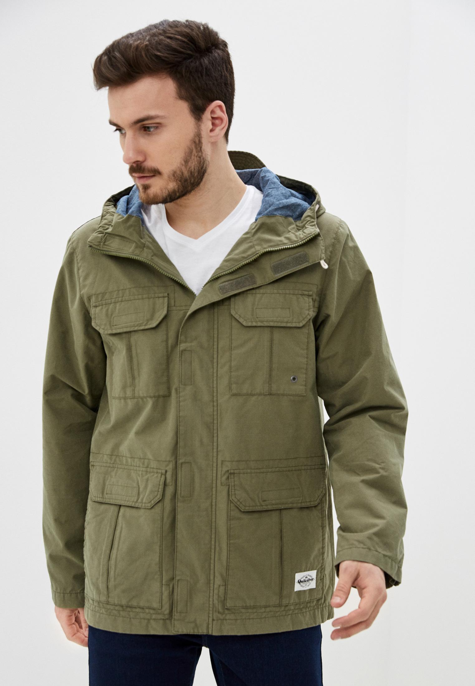 Мужская верхняя одежда Quiksilver (Квиксильвер) EQYJK03543