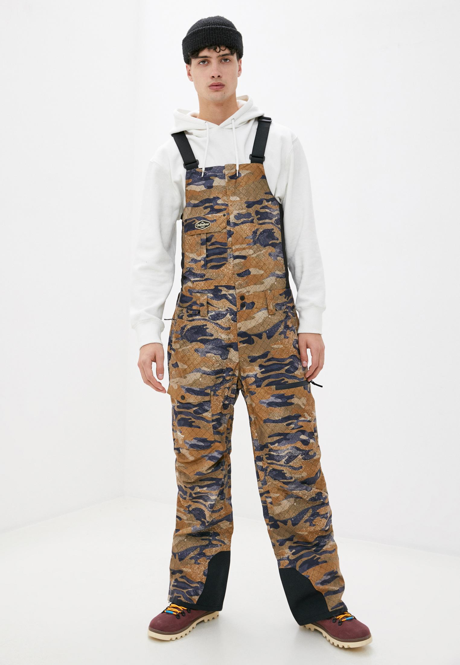 Мужские спортивные брюки Quiksilver (Квиксильвер) EQYTP03153