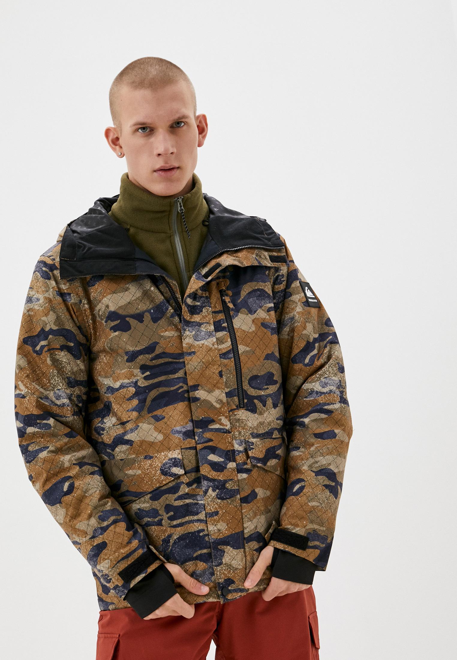 Мужская верхняя одежда Quiksilver (Квиксильвер) EQYTJ03267