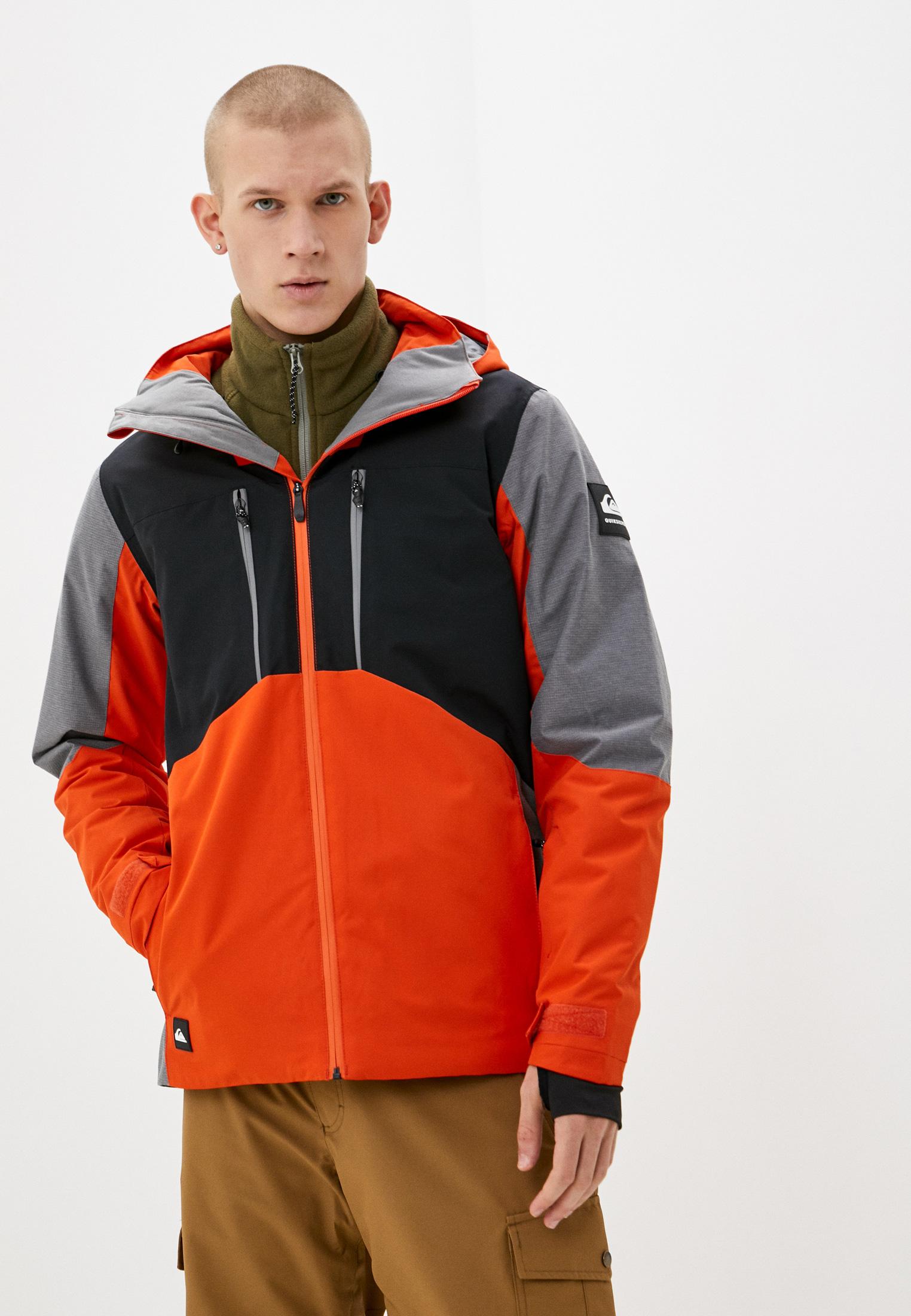 Мужская верхняя одежда Quiksilver (Квиксильвер) EQYTJ03260
