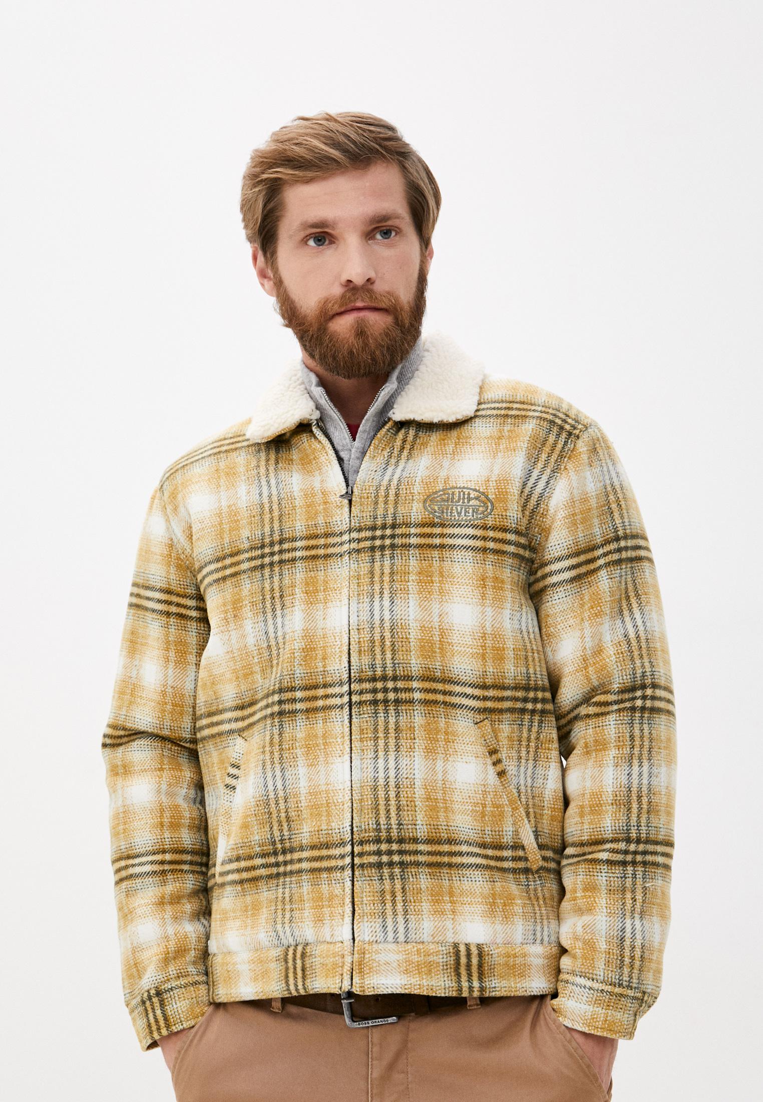 Мужская верхняя одежда Quiksilver (Квиксильвер) EQYJK03592