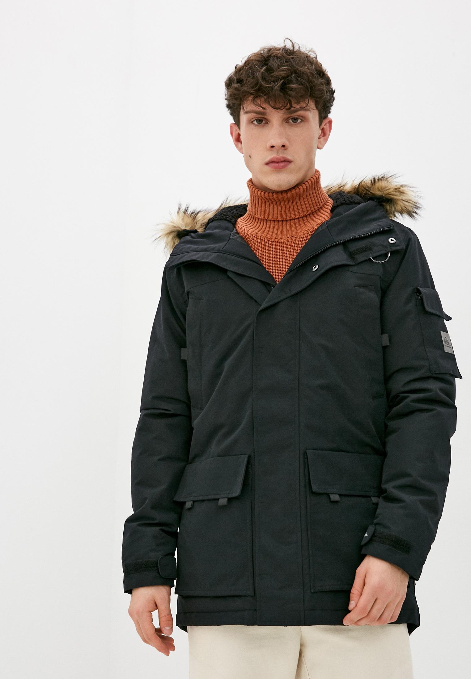 Мужская верхняя одежда Quiksilver (Квиксильвер) Куртка утепленная Quiksilver