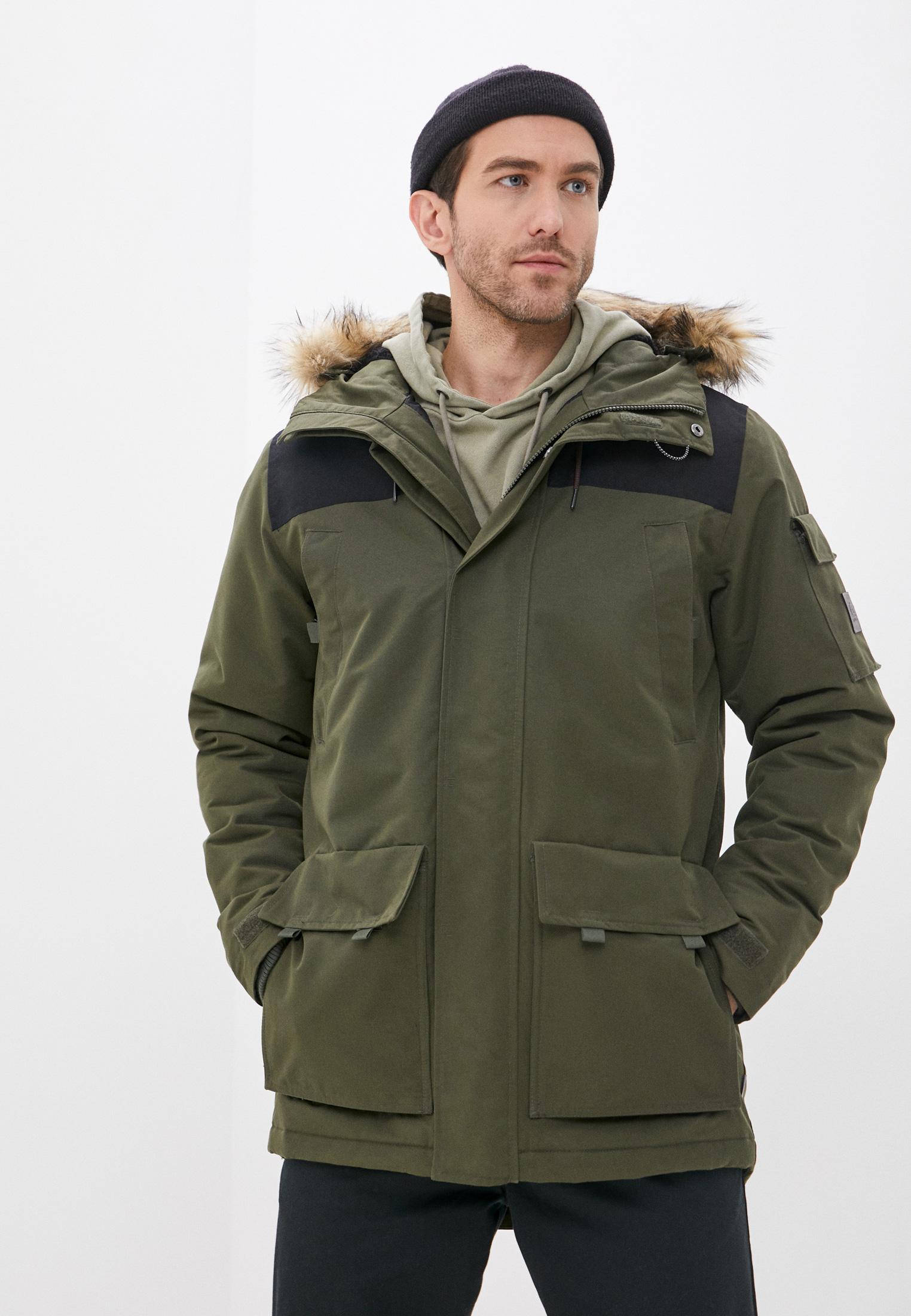 Мужская верхняя одежда Quiksilver (Квиксильвер) EQYJK03616