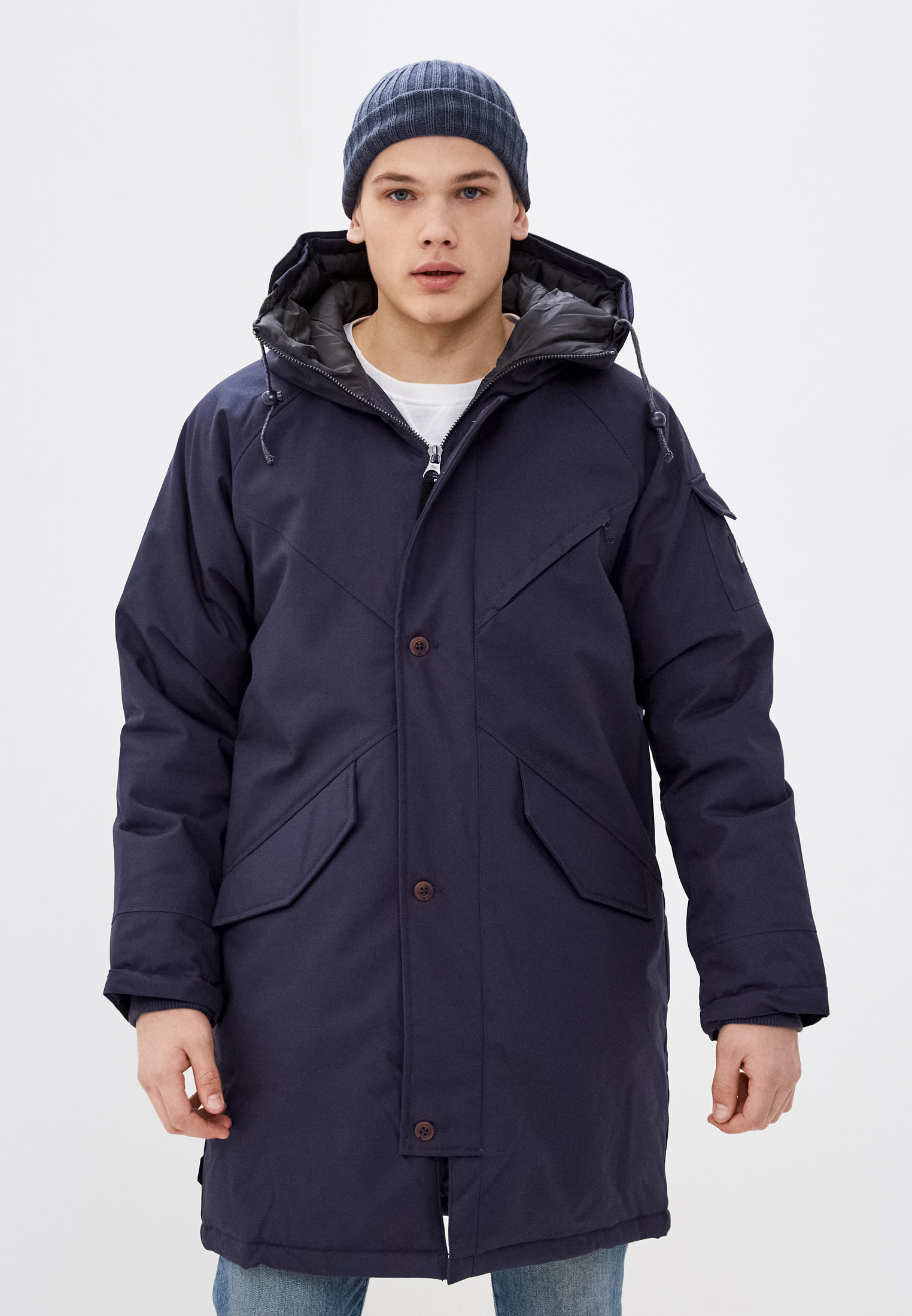 Мужская верхняя одежда Quiksilver (Квиксильвер) EQYJK03605