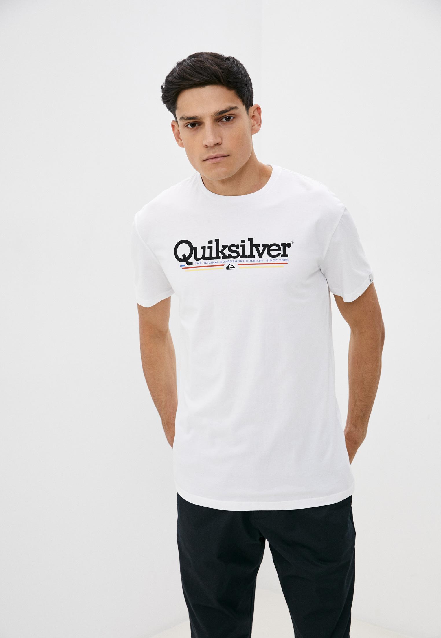 Футболка Quiksilver (Квиксильвер) EQYZT06060