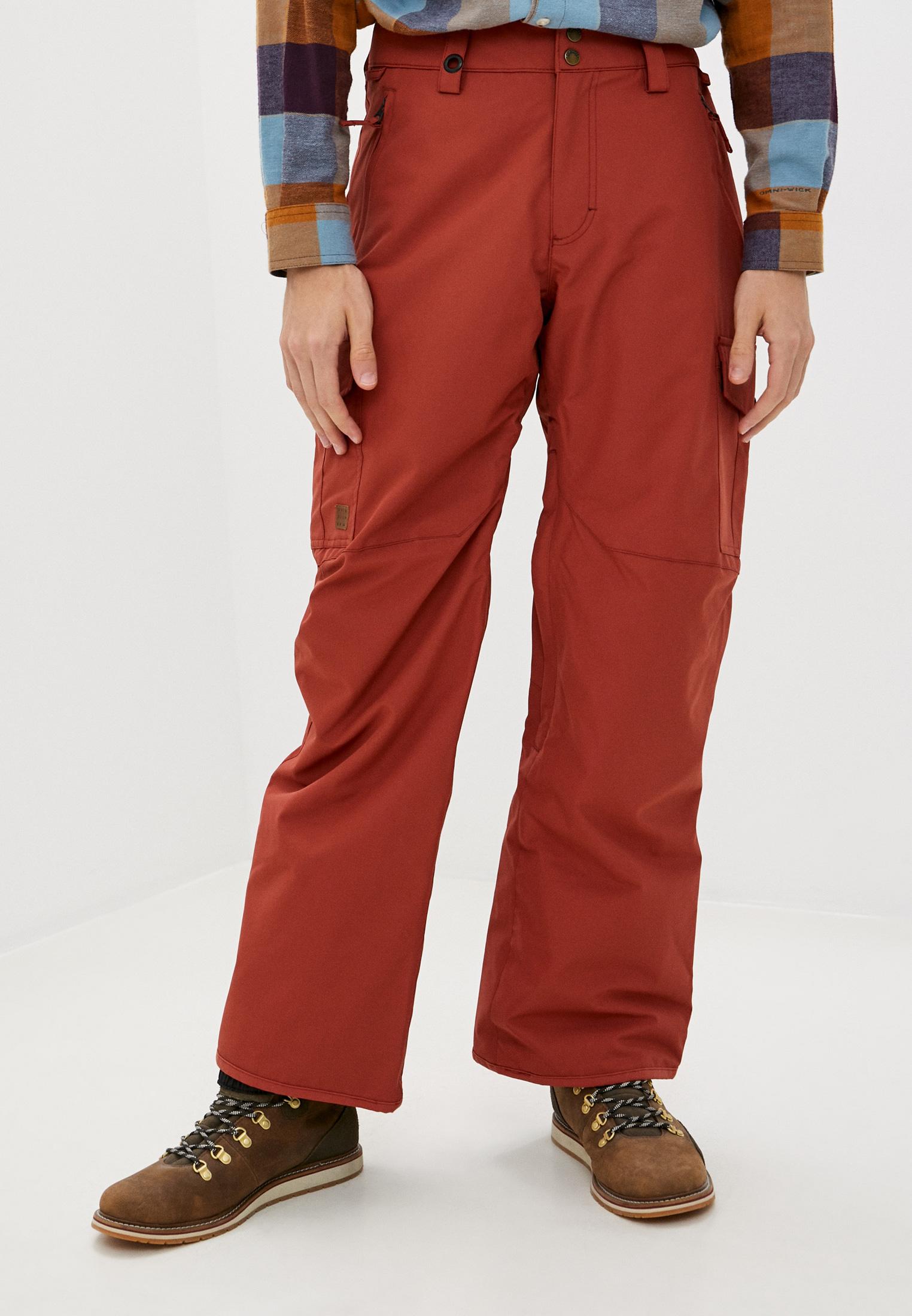 Мужские спортивные брюки Quiksilver (Квиксильвер) Брюки горнолыжные Quiksilver