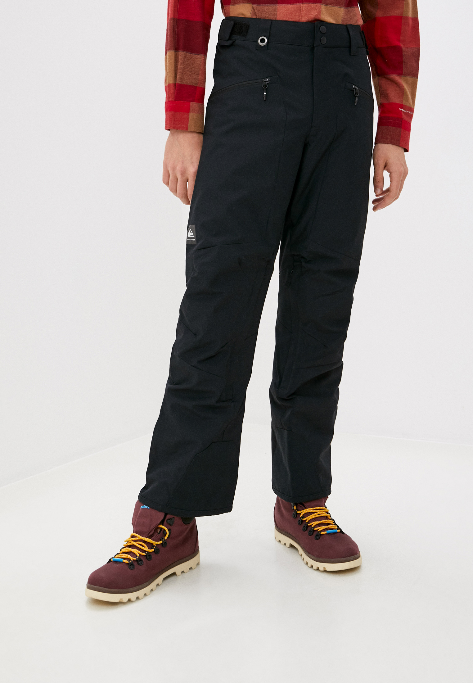 Мужские брюки Quiksilver (Квиксильвер) EQYTP03115