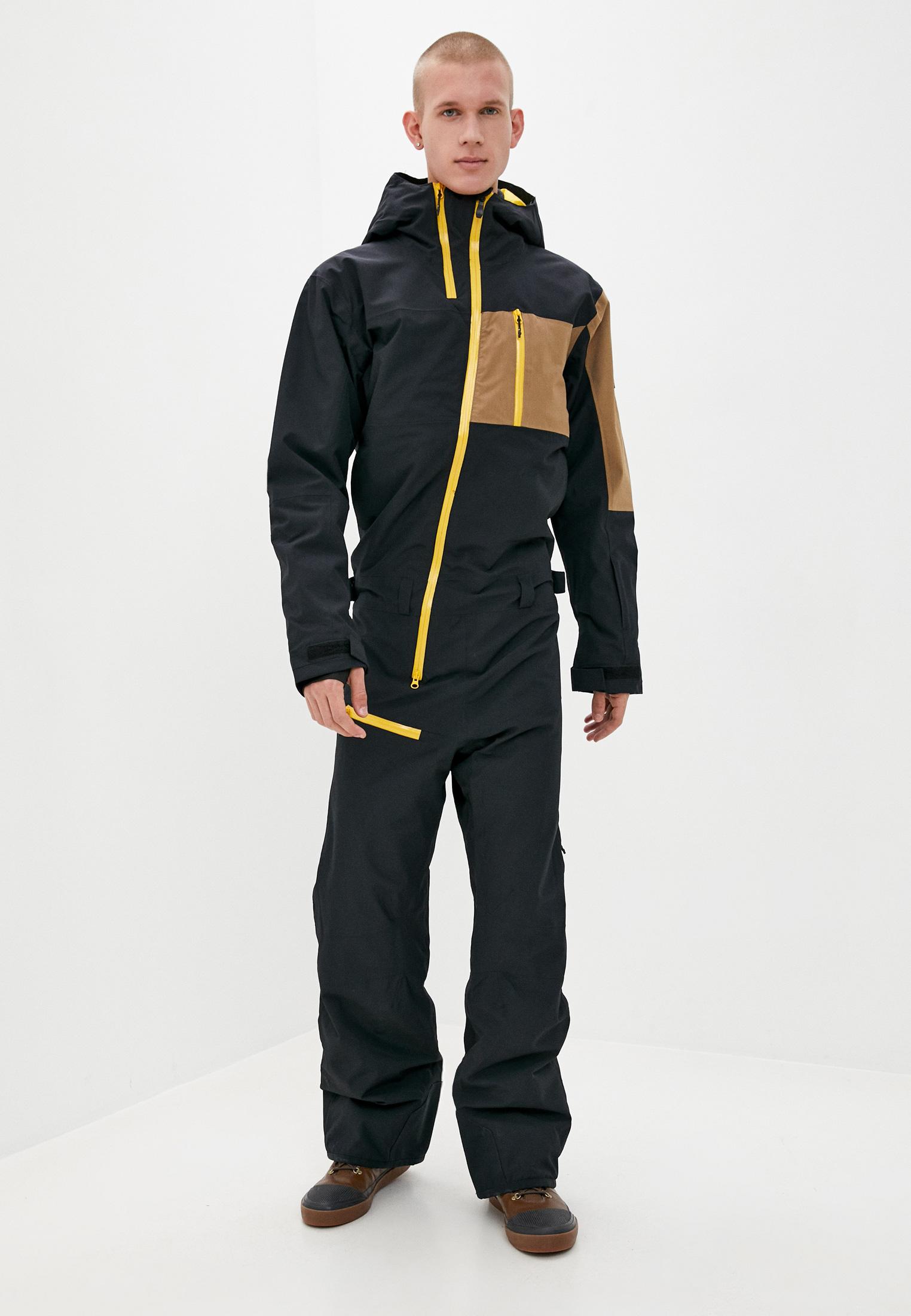 Мужская верхняя одежда Quiksilver (Квиксильвер) Комбинезон горнолыжный Quiksilver