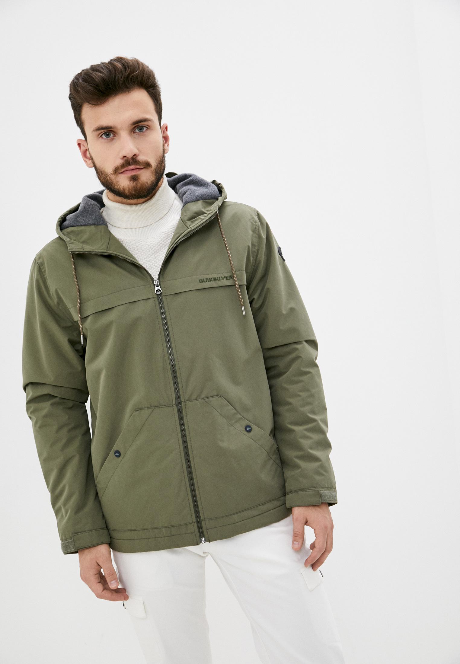 Мужская верхняя одежда Quiksilver (Квиксильвер) EQYJK03590
