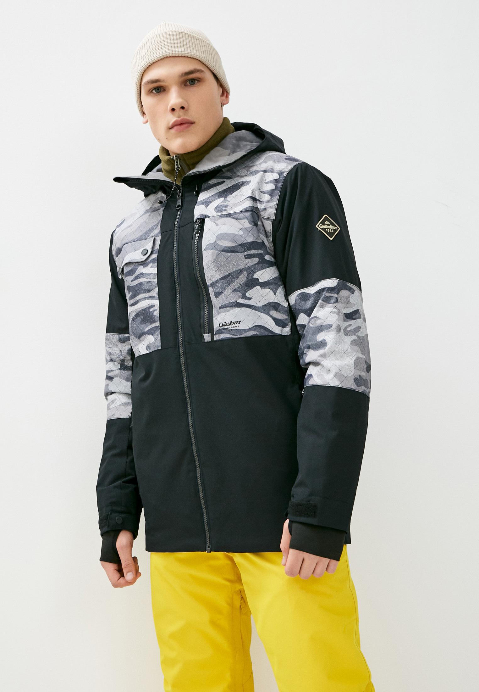 Мужские спортивные куртки Quiksilver (Квиксильвер) EQYTJ03269
