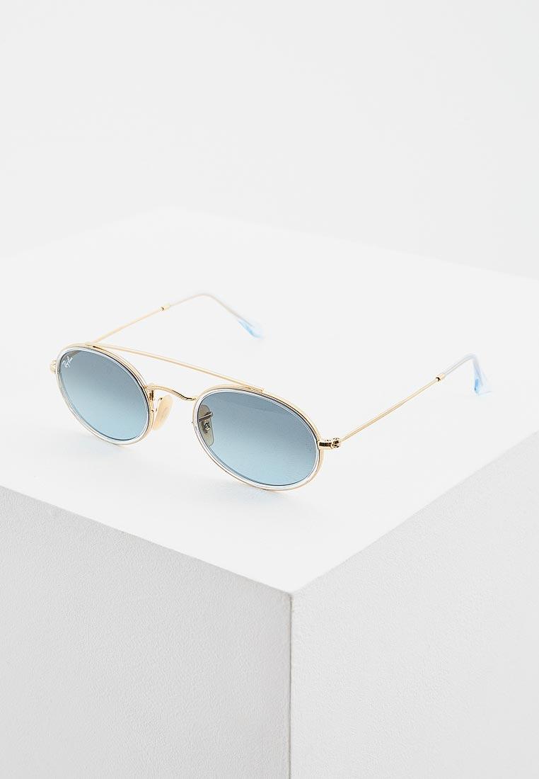 Женские солнцезащитные очки Ray Ban 0RB3847N
